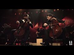 2CELLOS - Vivaldi Concerto for 2 violins in A minor (1st movement) - YouTube