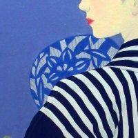 013.団扇ブログ用 Japanese Painting, Printmaking