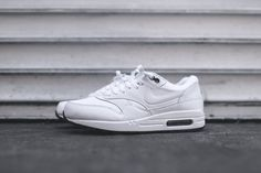 "Nike Air Max 1 Essential ""White/Black"""