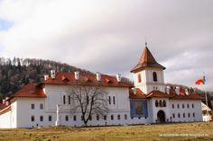Poveştile mele: Manastirea Brancoveanu de la Sambata de Sus - istorie