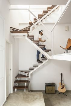 500 Best Stairs Images Stairs Architecture Interior Architecture | First Floor Steps Design | Vastu Duplex House India | Limited Space | Entrance Step | Structural Steel Stair | Residential Stair