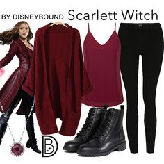 Welcome to the OFFICIAL website! DisneyBound is meant to be inspiration for you to pull together your own outfits which work for your body and wallet whether from your closet or local mall. As to Disney artwork/properties: ©Disney Source by outfits casual Marvel Inspired Outfits, Disney Inspired Fashion, Character Inspired Outfits, Disney Fashion, Disney Character Outfits, Disney Bound Outfits Casual, Disney Themed Outfits, Casual Cosplay, Cosplay Outfits