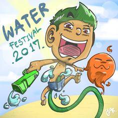 Water Festival 2017 by LowClassManStudio.deviantart.com on @DeviantArt