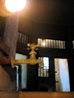 1937 旧坂出警察署 留置場 昼 2007 香川 坂出