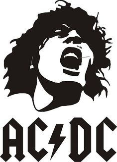Acdc Vinyl Decal Sticker