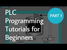 PLC Programming Tutorial for Beginners_ Part 2 Cnc Programming, Programming Tutorial, Python Programming, Systems Engineering, Electrical Engineering, Engineering Projects, Plc Simulator, Ladder Logic, Power Supply Circuit