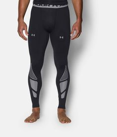 Medium Shop Under Armour for Men's UA Purestrike Grippy Compression Leggings in our Mens Bottoms department. Free shipping is available in US.