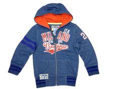 Vingino Jaimy sweater - blauw