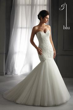 Blu Bridal Collection by Mori Lee - 5272