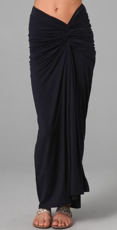 Gryphon Twist Maxi Skirt | SHOPBOP