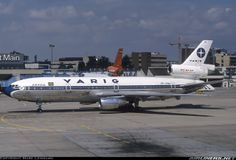 "VARIG (acronym for Viação Aérea RIo-Grandense) was the first airline founded in Brazil, in 1927. From 1965 until 1990 it was Brazil's leading and almost only international airline. In 2005, Varig went into judicial re-organisation, and in 2006 it was split into two companies informally known as ""old"" Varig — heir to the original airline and now defunct, and ""new"" Varig — a new company fully integrated into Gol Airlines."