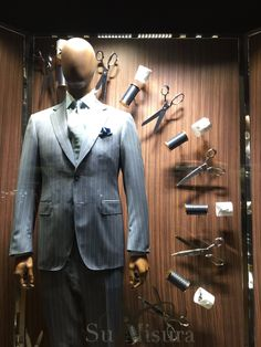 "CANALI, Pacific Place, Hong Kong,""Creating impeccable suits for discerning men of style"", from LK By Lincoln Keung, pinned by Ton van der Veer"