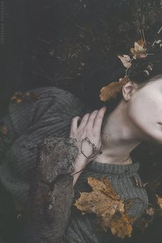 girl autumn