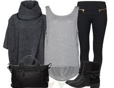 #Grau und #Schwarz sind unsere #Trendfarben für den Jahresanfang! Mehr…