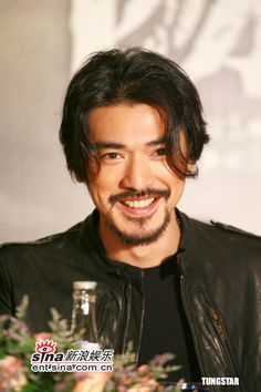 Takeshi Kaneshiro, His Eyes, Handsome, Japanese, My Love, Dramas, Face, Asian, Fictional Characters