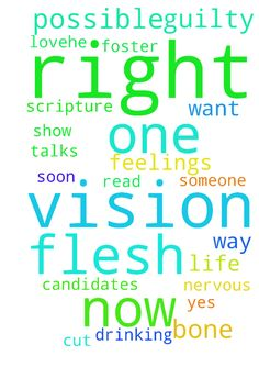 Insight, vision, truth - is he the one? -  Please pray again for me, because i watched a video that prophesyed a season of sudden marriages and that some people will need to examine their feelings and open up to the possible candidates. Please pray over me that God will show me the way, the vision of my godly husband, because i am so nervous and i repeatedly ask myself, what if i am wrong to cut them off from my life. I need download from heaven. I need my eyes and ears openedto be sure that…