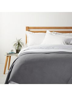 Buy Grey House by John Lewis Basic Fleece Throw from our Throws, Blankets & Bedspreads range at John Lewis & Partners. Master Bedroom Closet, Bedroom Closets, Blue Throws, Well Thought Out, Fleece Throw, Home Collections, Bed Spreads, Linen Bedding, Home Buying