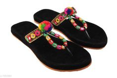 Flats Ethnic Synthetic Women's Footwear Material: Outer Material - Synthetic Sole Material - TPR UK/IND Size: IND -3  IND - 4 IND - 5 IND - 6 IND - 7 IND - 8 IND - 9 Description: It Has 1 Pair Of Women's Footwear Work: Embroidery Country of Origin: India Sizes Available: IND-8, IND-9, IND-10, IND-2, IND-3, IND-4, IND-5, IND-6, IND-7   Catalog Rating: ★4.2 (1726)  Catalog Name: Femme Ethnic Synthetic Women's Footwear Vol 11 CatalogID_170893 C75-SC1071 Code: 012-1331861-994