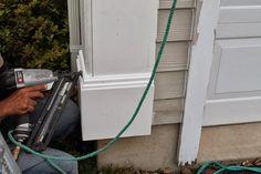 Window Well, Bay Window, Vinyl Siding Installation, Basking Ridge, Window Replacement, Wood Trim, Homes, Windows, Wood Molding