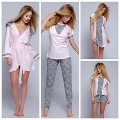 Pijamas Women, Cute Sleepwear, Suit Pattern, Lingerie Outfits, Stylish Girl Pic, Girls Pajamas, Lingerie Collection, Comfortable Outfits, Sewing Clothes