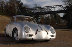 """The Little Rascal""""outlaw"""" Porsche 356"""