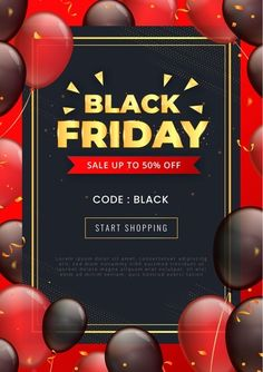 Hand drawn black friday flyer template. Download it at freepik.com! #Freepik #freevector #flyer #black-friday #hand #template Sale Poster, Poster On, Banner Template, Flyer Template, Comic Bubble, Facebook Cover Template, Black Splash, Black Friday Ads, Sale Banner