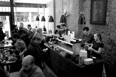 Kaffeine in London | 25 Coffee Shops Around The World You Have To See Before You Die