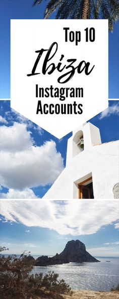 Top 10 Ibiza Instagram Accounts