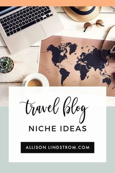 """We've all heard it before. And I've said it countless times to my blogging students—""""You have to choose a really good niche when starting a blog."""" But it's true! And if you want to be start a travel blog and you either just started within the last year, or plan on starting this coming year, it's not enough to just be a """"travel blogger"""" anymore. You need to get a niche for your niche! Make Money Blogging, How To Make Money, Blogging Ideas, First Blog Post, Blog Sites, Free Blog, Blogging For Beginners, How To Start A Blog, How To Look Better"""