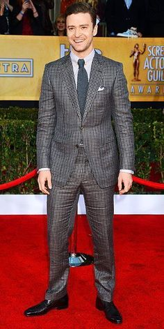 a8d39693b60 JT   the SAGs - checkered suit