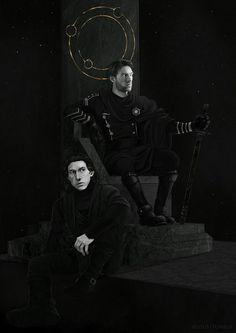 General Hux / Kylo Ren