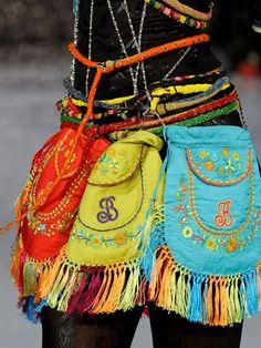 bolsos boho chic bags