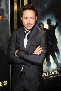 Robert Downey Jr. - Sherlock Holmes: A Game of Shadows (2011)
