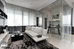 Cool Studio Apartment @ The Trizon
