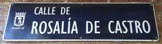 Calle de Rosalía de Castro. Distrito Fuencarral-El Pardo. Madrid