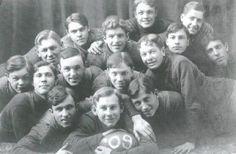 vintage boys football