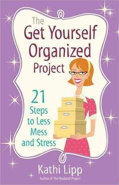 A guide to getting organized covers long-term solutions for decluttering each…