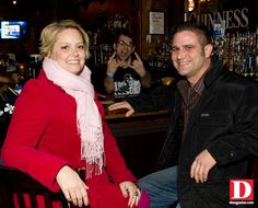 Photobomb level: bartender