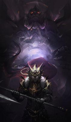 Dellons - Seven knight Fan art by Vuong Le   Fan Art   2D   CGSociety