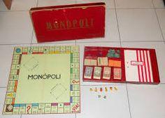 Risultati immagini per giochi anni '50