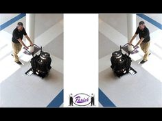 Kaivac AutoVac - Battery Operated Floor Cleaning Machine - YouTube Floor Cleaning, Battery Operated, Flooring, Youtube, Wood Flooring, Youtubers, Youtube Movies, Floor