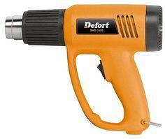 Defort DHG-1600 Heteluchtpistool (1500W )