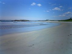 Crescent Beach---1 of 3 Nova Scotia beautiful beaches within a 5 minute drive from our Winery.