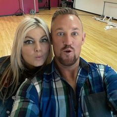 Rea le Roux and Emanuel Pietersen on the set of his Music Video 'Kom Bietjie Nader'