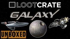 On this episode of UNBOXED we have the LootCrate GALAXY Christmas edition crate, featuring EPIC loot from Star Wars, Halo 5 & Galaxy Quest!   Check LootCrate out here: http://looted.by/cdsuv