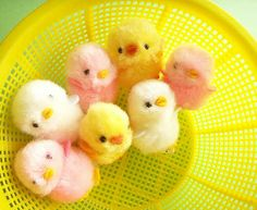 Pom Pom Toys and Crafts to Decorate Apartments