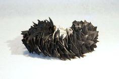 inner tube bracelet / Hedgehog