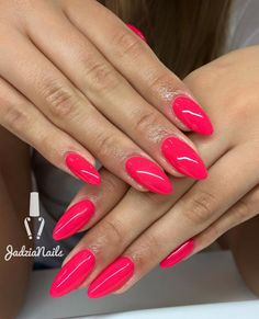 Matrioshka Gel Polish by Jagoda Nowak, Indigo Syców #nails #nail #indigo #indigonails #pink #pinknails #sexy #hot