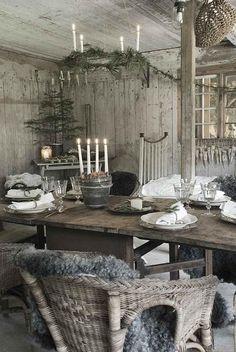 Cabin / Winter-Style