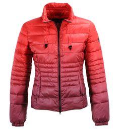 442f8778c6d Doudoune courte couleur dégradée - Armani Jeans - Galeries Lafayette